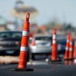Notice:  DO NOT MOVE Construction/Traffic Cones