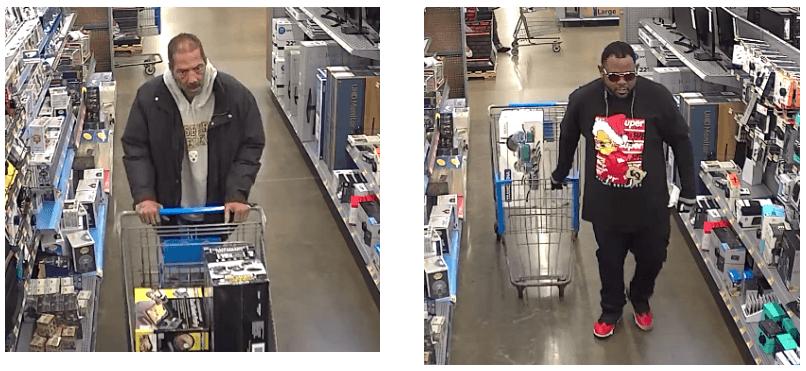 Community Assistance: Identification Assistance – Walmart Incident