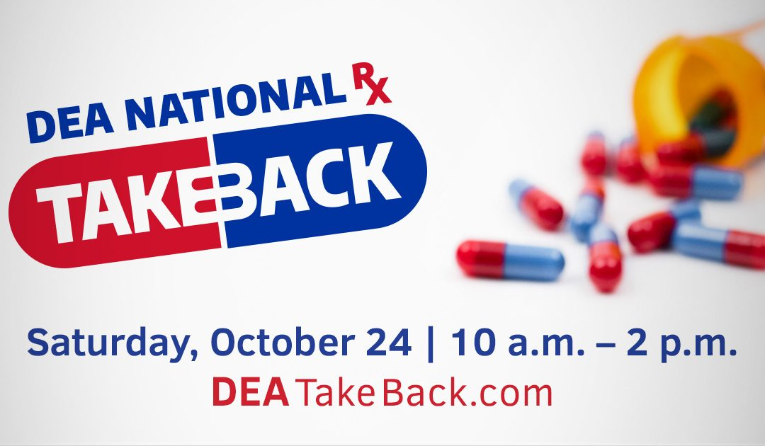West Mifflin PD is taking back unwanted prescription drugs October 24